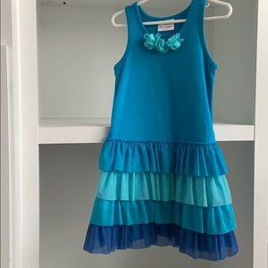 HANNA ANDERSON sleeveless dress, size 110